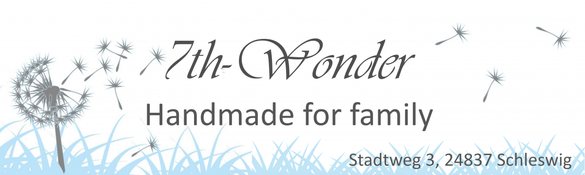 7th-Wonder - Handmade for family, Stadtweg 3, 24387 Schleswig